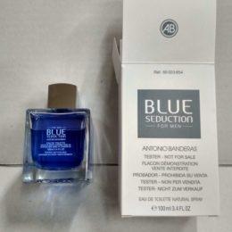 Antonio Banderas Blue Seduction купить оригинальный тестер в Киеве