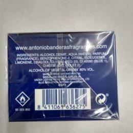 Antonio Banderas Blue Seduction 50мл купить в Киеве с доставкой
