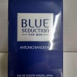 Antonio Banderas Blue Seduction Купить в Киеве оригинал недорого 100мл.