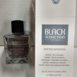Antonio Banderas Seduction in Black купить оригинальные духи по хорошей цене в Киеве
