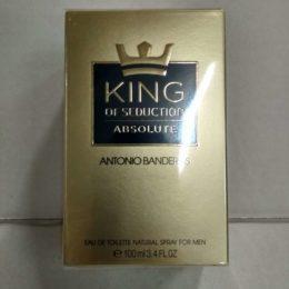 Antonio Banderas King of Seduction Absolute купить оригинальные мужские духи в Киеве