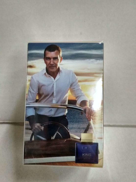 Antonio Banderas King of Seduction купить оригинальную туалетную воду в Киеве