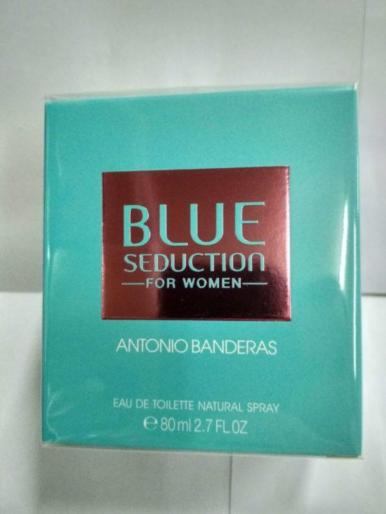 Blue Seduction Antonio Banderas woman купить недорого оргинальную туалетную воду в Киеве с доставкой
