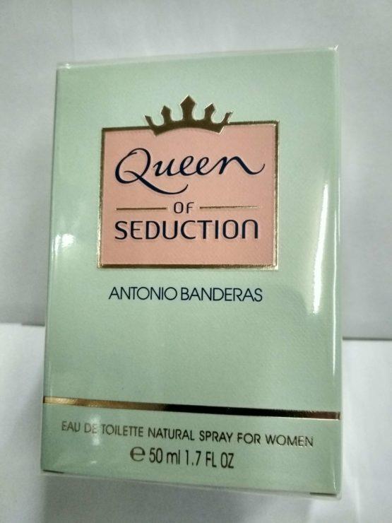 Antonio Banderas Queen of Seduction женская туалетная вода оригинал купить недорого в Киеве
