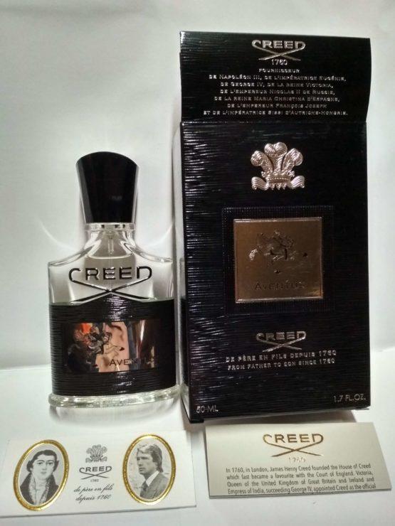 Creed Aventus 50ml Купить стойкий парфюм для мужчин в Киеве по хорошей цене