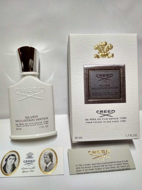 Creed Silver Moutain Water 50 ml Купить в Киеве недорого с доставкой по Украине