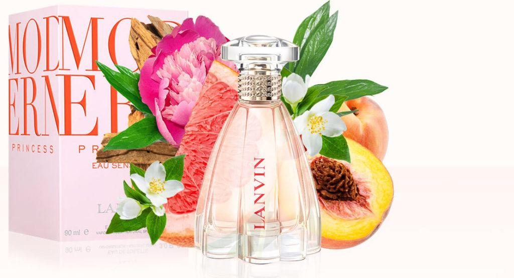 Lanvin Modern Princess Eau Sensuelle 90 ml Tester Купить в Киеве лэтуаль parfumin.kiev.ua