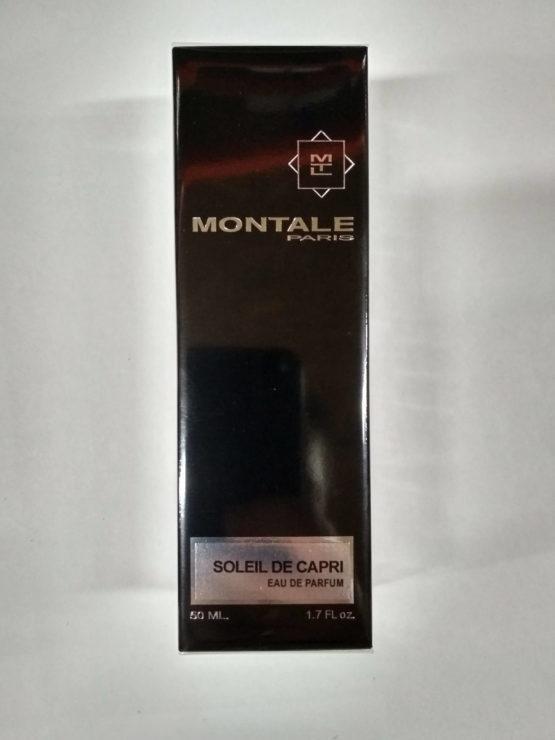 Montale Soleil De Capri 50 ml Купить 100% Оригинал в Интернет Магазине parfumin