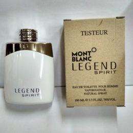 Mont Blanc Legend Spirit 100 ml Tester недорого купить в Киеве
