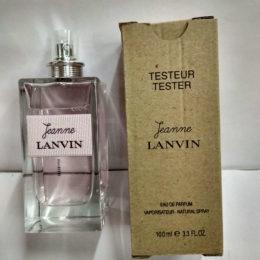 Lanvin Jeanne Lanvin 100 ml Tester цена дешевле брокарда. Купить оригинал в интернет-магазине элитной парфюмерии parfumin.kiev.ua