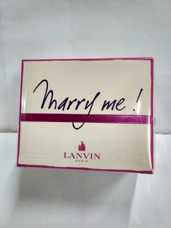 Lanvin Marry Me 50мл купить по цене дешевле брокарда в интернет-магазине парфюмерии parfumin.kiev.ua