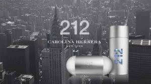 Carolina Herrera 212 Men NYC 100 ml Tester купить дешевле брокарда оригинал в Киеве