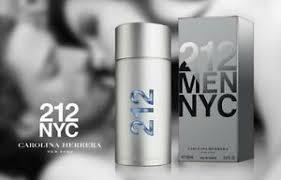 Carolina Herrera 212 Men NYC 100 ml купить в Киеве оригинал недорого