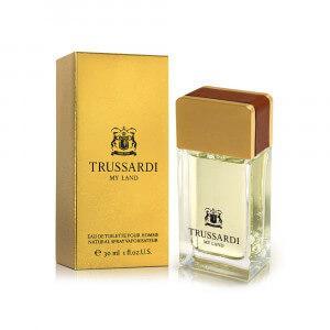 Trussardi My Land 30мл. оригинал купить в Киеве по цене дешевле брокарда официальный интернет-магазин элитной парфюмери www.parfumin.kiev.ua