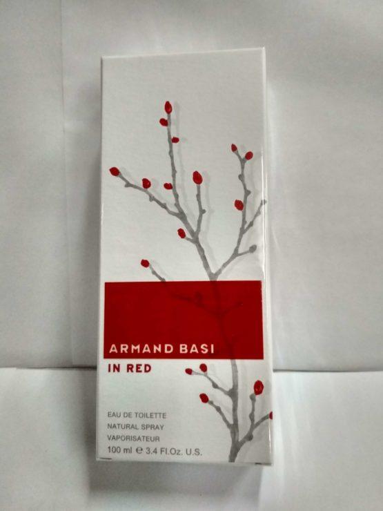 Armand Basi In Red 100 ml цена дешевле брокарда купить оригинальные духи в Киеве