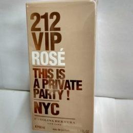 Carolina Herrera 212 Vip Rose 50мл лэтуаль купить в официальном интернет-магазине элитной парфюмерии parfumin.kiev.ua