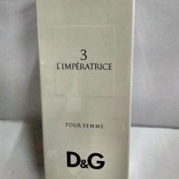 Dolce&Gabbana 3 L'Imperatrice 100 ml цена дешевле брокарда в интерне-магазине елитной парфюмерии parfumin.kiev.ua