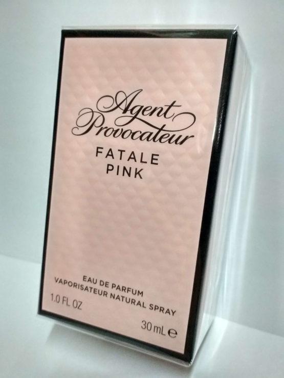 Agent Provocateur Fatale Pink 30ml лэтуаль купить в официальном интернет-магазине элитной парфюмерии www.parfumin.kiev.ua
