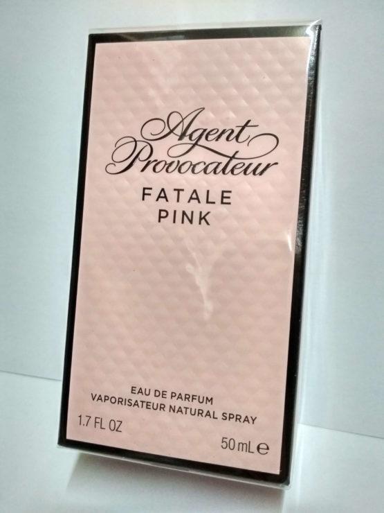 Agent Provocateur Fatale Pink 50ml купить оригинал по цене дешевле брокарда в Киеве с доставкой