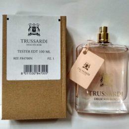 Trussardi Delicate Rose 100 купить в Киеве по цене дешевле брокарда в официальном интернет-магазине элитной парфюмерии parfumin.kiev.ua