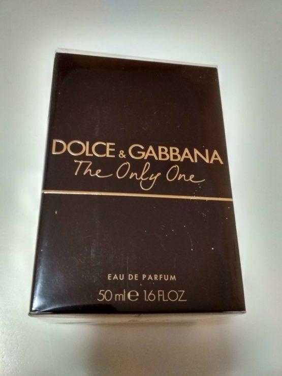 Dolce&Gabbana The Only One 50мл лэтуаль купить в Киеве официальный интернет-магазин элитной парфюмерии www.parfumin.kiev.ua
