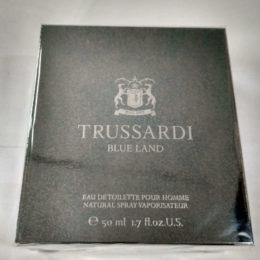 Trussardi Blue Land 50мл. оригинал купить в Киеве по цене дешевле брокарда официальный интернет-магазин элитной парфюмери www.parfumin.kiev.ua