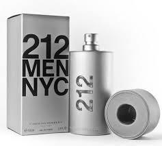 Carolina Herrera 212 Men NYC 50 ml лэтуаль купить в официальном интернет-магазине элитной парфюмерии parfumin.kiev.ua