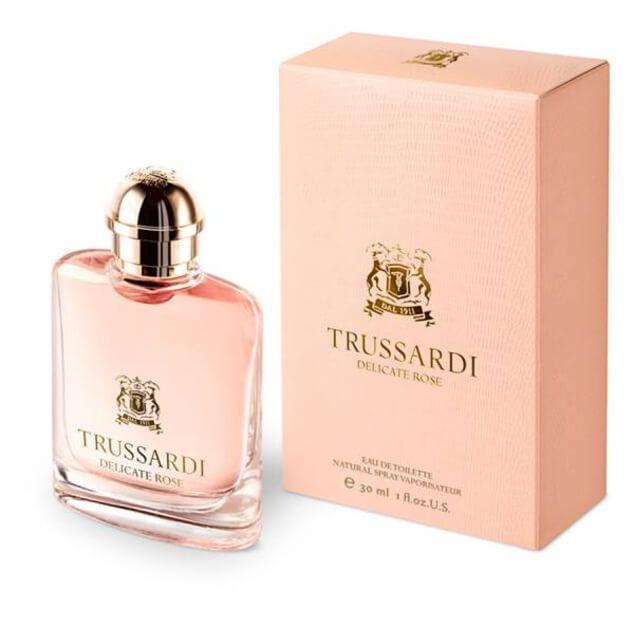Trussardi Delicate Rose 30 ml Купить в Киеве оригинал недорого