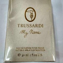 Trussardi My Name 30 мл. купить в Киеве по цене дешевле брокарда в официальном интернет-магазине элитной парфюмерии parfumin.kiev.ua