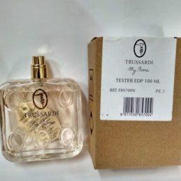Trussardi My Name тестер 100 мл. купить в Киеве по цене дешевле брокарда в официальном интернет-магазине элитной парфюмерии parfumin.kiev.ua