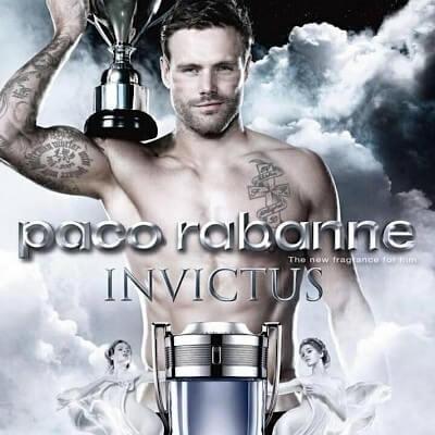 Paco Rabanne Invictus купить оригинал в Киеве по цене дешевле брокарда в официальном интернет-магазине элитной парфюмерии parfumin.kiev.ua