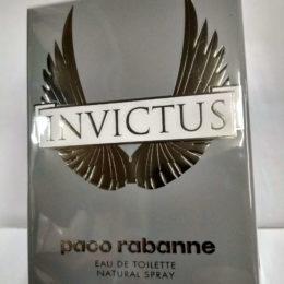 Paco Rabanne Invictus купить оригинал в Киеве по цене дешевле лэтуаль в официальном интернет-магазине элитной парфюмерии parfumin.kiev.ua