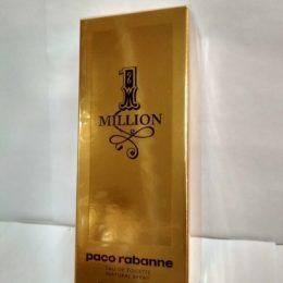 Paco Rabanne 1 Million 100 мл купить в Киеве оригинальные мужские духи дешевле брокарда в официальном интернет магазине элитной парфюмерии parfumin.kiev.ua