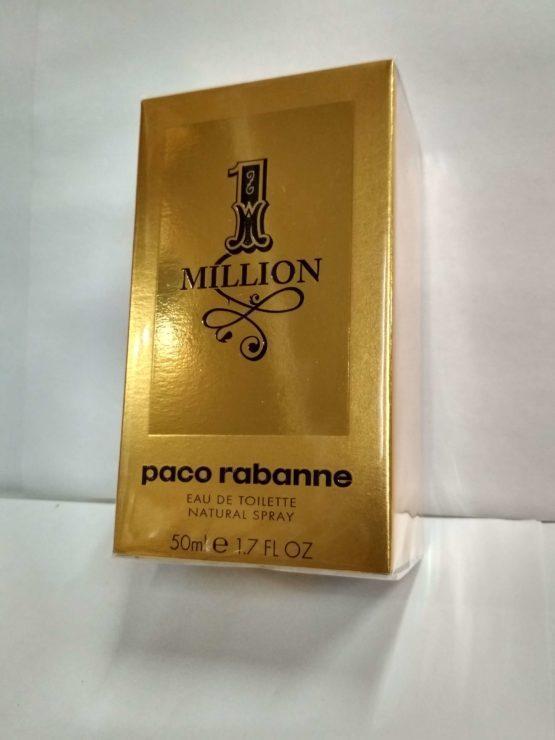 Paco Rabanne 1 Million 50 мл купить в Киеве оригинальные мужские духи дешевле брокарда в официальном интернет магазине элитной парфюмерии parfumin.kiev.ua