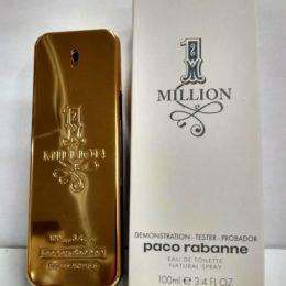 Paco Rabanne 1 Million 100 мл тестер оригинал купить в Киеве недорого с быстрой доставкой