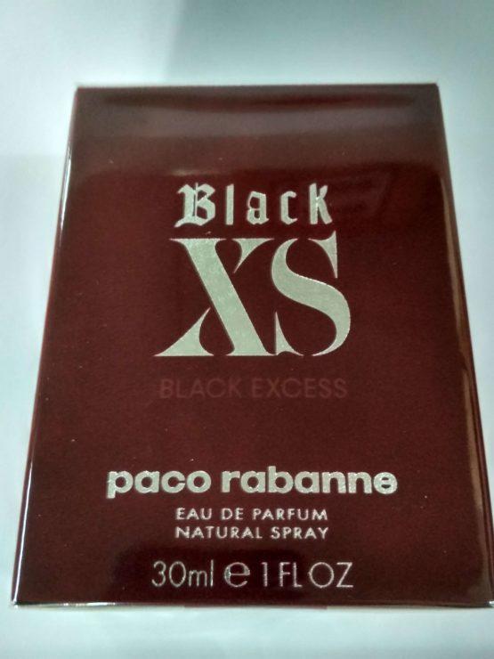 Paco Rabanne Black XS 30ml Eau de Parfum купить оригинал в Киеве по цене дешевле брокарда в официальном интернет-магазине элитной парфюмерии parfumin.kiev.ua
