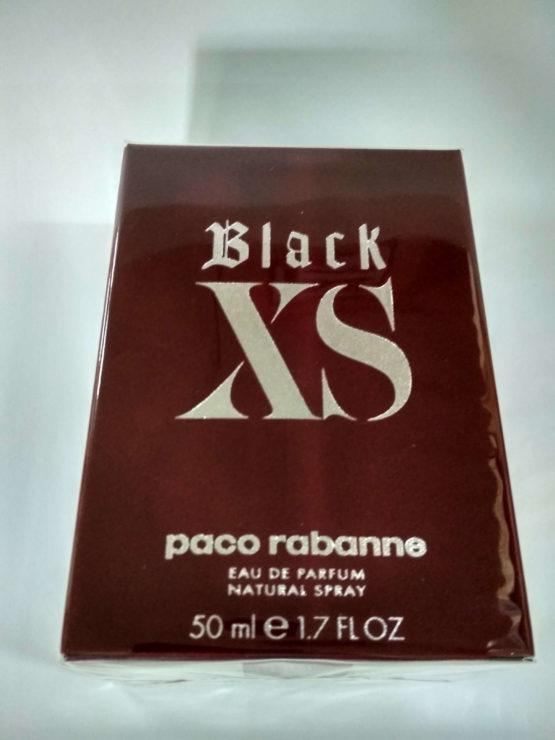 Paco Rabanne Black XS 50ml Eau de Parfum Купить в Киеве оригинал недорого с доставкой по Украине