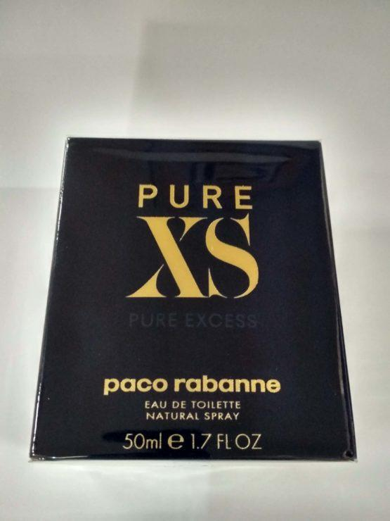 Пако Рабанн Пур XS 50мл купить оригинал в Киеве по цене дешевле брокарда в официальном интернет-магазине элитной парфюмерии parfumin.kiev.ua