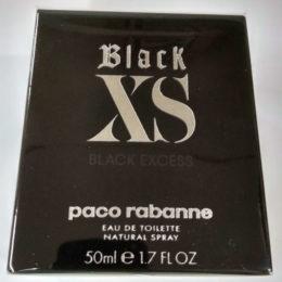 Paco Rabanne black xs 2018 50мл купить оригинал в Киеве по цене дешевле летуаль в официальном интернет-магазине элитной парфюмерии parfumin.kiev.ua