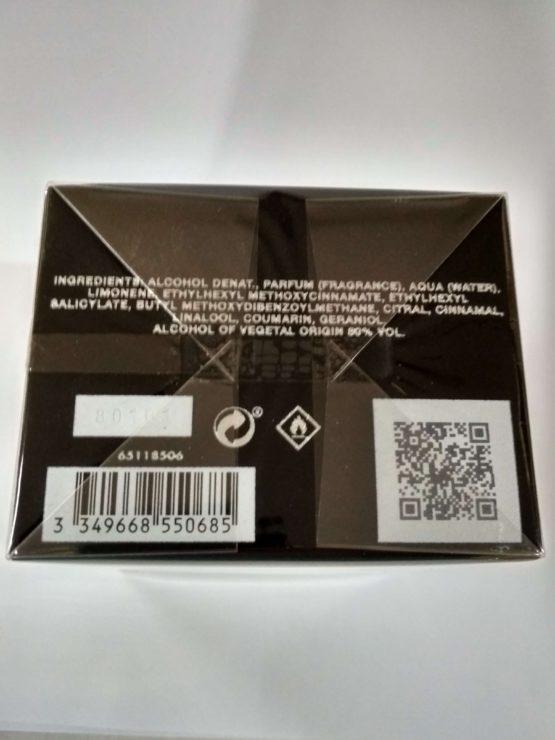 Paco Rabanne black xs 2018 50мл купить оригинал в Киеве по цене дешевле брокарда в официальном интернет-магазине элитной парфюмерии parfumin.kiev.ua