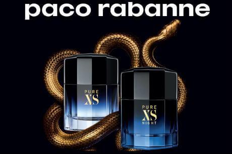 Paco Rabanne Pure XS 100мл купить оригинал в Киеве по цене дешевле летуаль в официальном интернет-магазине элитной парфюмерии parfumin.kiev.ua