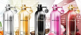 Купить оригинальную парфюмерию Montal в Киеве с доставкой