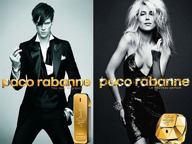 Paco Rabanne Lady Million Тестер купить оригинал в Киеве по цене дешевле брокарда в официальном интернет-магазине элитной парфюмерии parfumin.kiev.ua