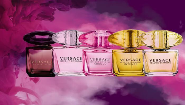 Элитная оригинальная парфюмерия Версаче купить в Киеве с доставкой по цене дешевле брокарда в официальном интернет-магазине элитной парфюмерии parfumin.kiev.ua