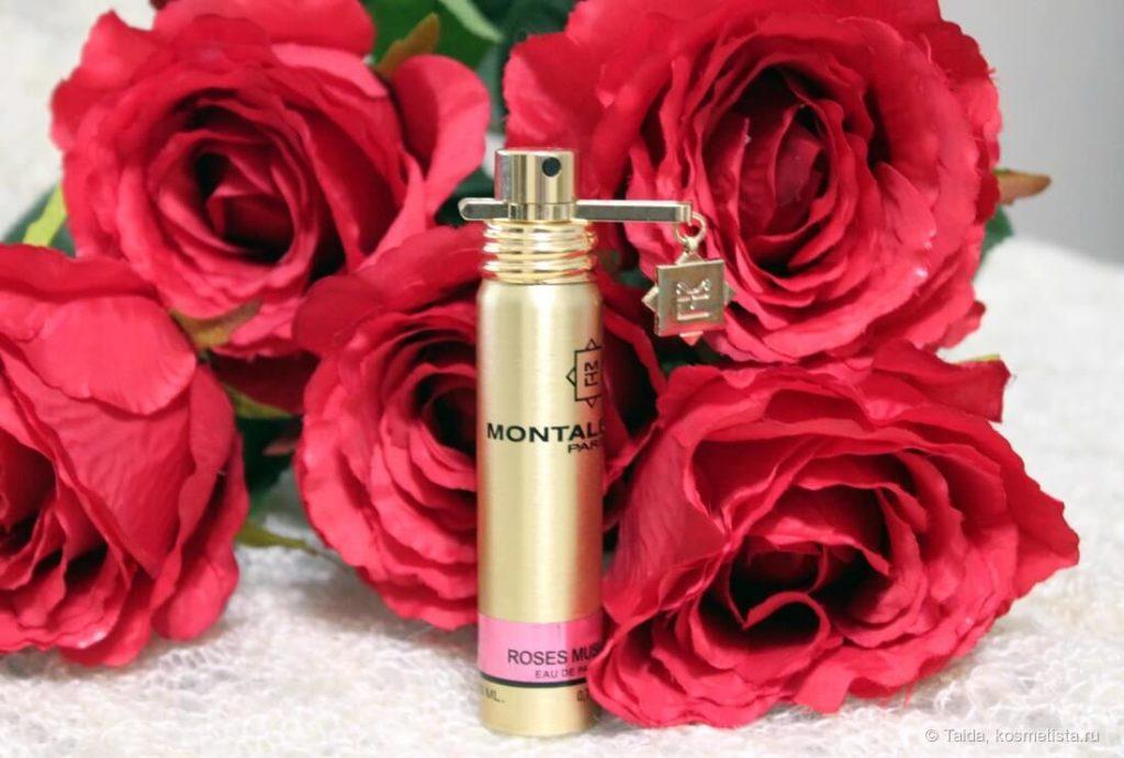 Монталь розе маск купить оригинал в Киеве по цене дешевле брокарда в официальном интернет-магазине элитной парфюмерии parfumin.kiev.ua