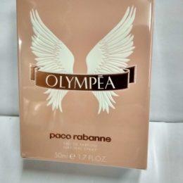 Paco Rabanne Olympea 50 мл купить оригинал в Киеве по цене дешевле лэтуаль в официальном интернет-магазине элитной парфюмерии parfumin.kiev.ua