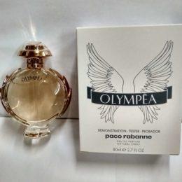 Paco Rabanne Olympea Тестер 80 мл купить оригинал в Киеве по цене дешевле брокарда в официальном интернет-магазине элитной парфюмерии parfumin.kiev.ua