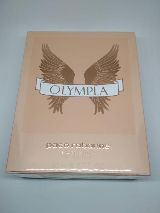 Paco Rabanne Olympea 80 мл купить оригинал в Киеве по цене дешевле брокарда в официальном интернет-магазине элитной парфюмерии parfumin.kiev.ua