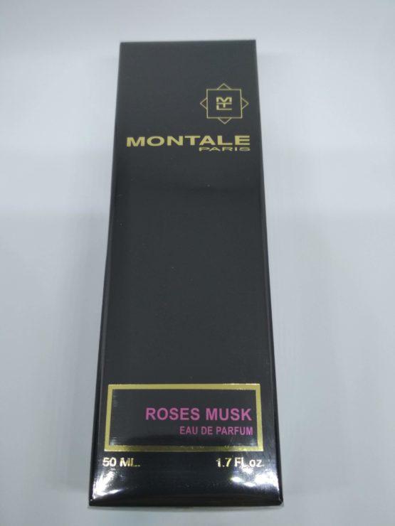 Montale Roses Musk 50 ml купить оригинал в Киеве по цене дешевле брокарда в официальном интернет-магазине элитной парфюмерии parfumin.kiev.ua