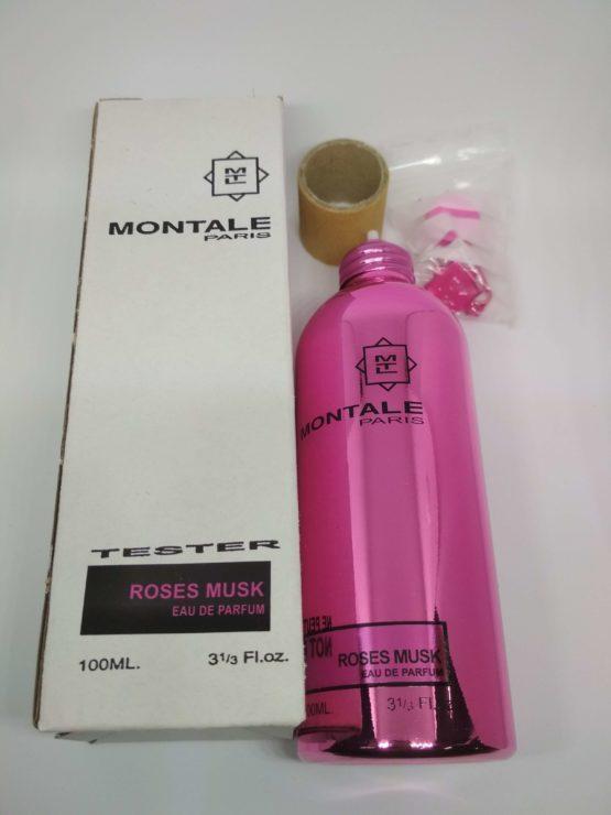 Montale Roses Musk Тестер купить оригинал в Киеве по цене дешевле брокарда в официальном интернет-магазине элитной парфюмерии parfumin.kiev.ua